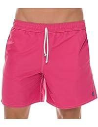 Swimsuits for Men Microfiber Swim Trunks Trajes de Baño para Hombres