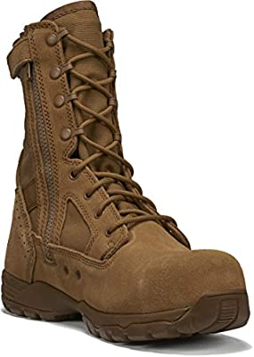Belleville Tactical Research FLYWEIGHT TR596Z CT HOT WEATHER SIDE-ZIP COMPOSITE TOE BOOT