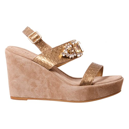 Alma en Pena V17152 damen, glattleder, sandalen