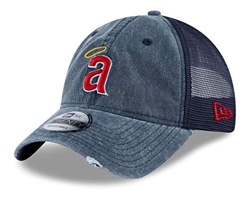 buy online 0744e bde4a Amazon.com   New Era California Angels MLB 9Twenty Cooperstown Tonal Washed  2