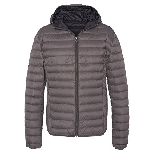 Light Down Silverado Extra Schott Uomo Giacca Jacket Grigio x1Etx