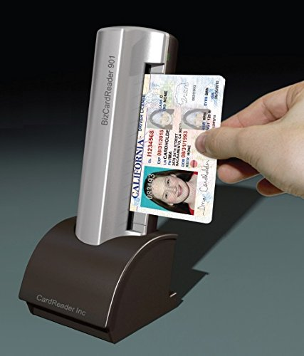 Driver License Scanner and Reader (w/Scan-ID, for Windows) (Verification Age Id Scanner)