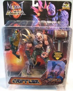 Stan Winston Creatures-Mutant Earth Series-Crippler
