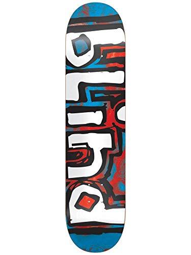 Deck Resin 7.5 - Blind OG Water Color Red/Blue 7.5 Skateboard Deck