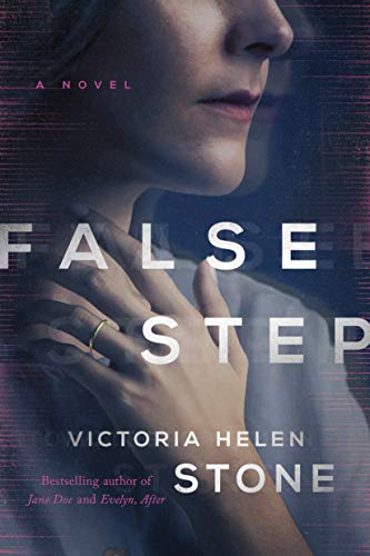 False Step by [Stone, Victoria Helen]