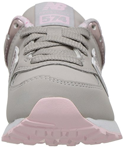 Baskets Sarcelle Multicolor Blanc 574 Balance Pink Grey Enfant New Mixte Bleu 8wWZAExxYq