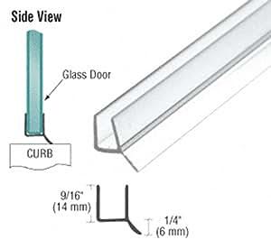 Showerdoordirect Frameless Shower Door Seal For 3 8 Inch