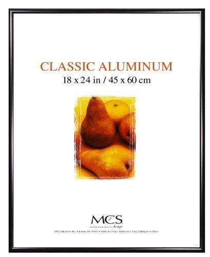 Amazon.com - MCS 18x24 Inch Aluminum Poster Frame, Black (44843) -