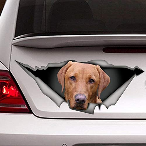 I LOVE MY LAB VINYL DECAL LAPTOP CAR WALL CHOOSE COLOR AND SIZE