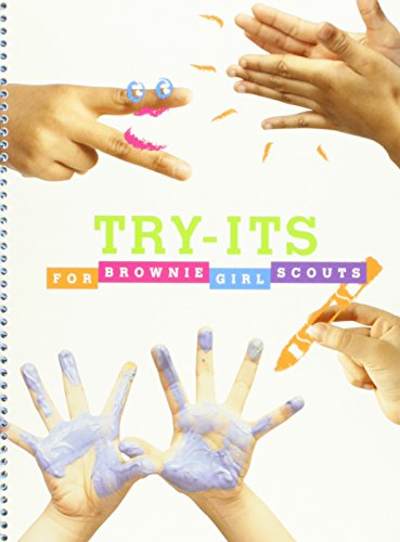 Scout Brownie - TRY-ITS - For Brownie Girl Scouts