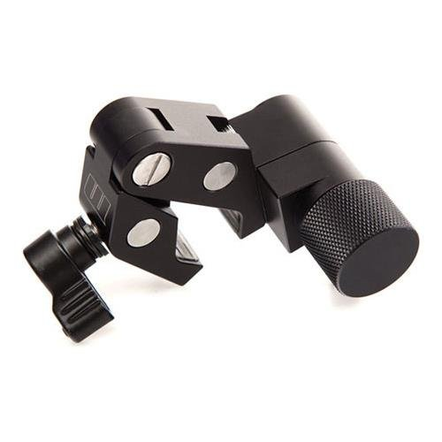 Redrock Micro microRemote Universal Fingerwheel Controller with Collins Clamp by Redrock Micro