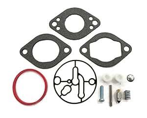 Kit de reparación carburador para Briggs 202417202432202436202437202452motores por la tienda de Rop