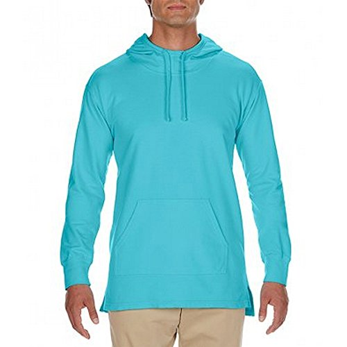 Capucha Hombre Colors Comfort Scuba Sudadera Para Modelo Chalky Con Mint HtRUWnR