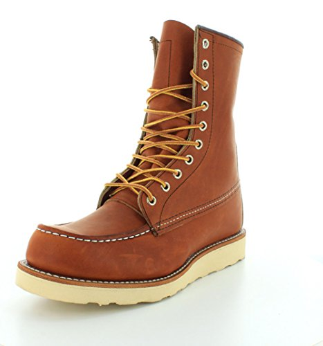 "Red Wing Heritage Men's Moc 8"" Boot"