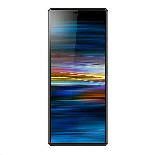Sony Xperia 10 Plus i4293 64GB/6GB Dual Sim (Black) - International Model - No Warranty in The USA - GSM ONLY, NO CDMA