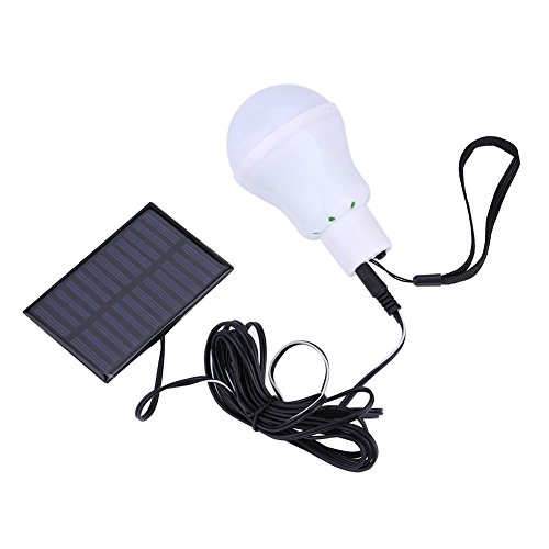 Solar Powered Light Components in US - 9