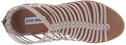 Sandal Madden Steve Kaster Grey Gladiator dtdqvA