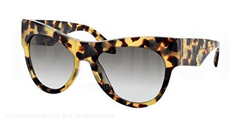 Prada - Lunette de soleil Mod. 28Qs Sole OEil de chat  - Femme 7S0-0A7: Tortoise
