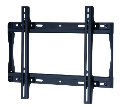 Peerless SF640P Universal Fixed Low-Profile Wall Mount for 3