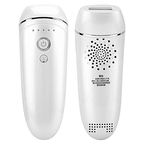 Hair Removal, Permanent Body Hair Removal, Epilator Electric Epilator Hair Removal Device Light-based hair removal for permanently smooth skin body hair removal(US)