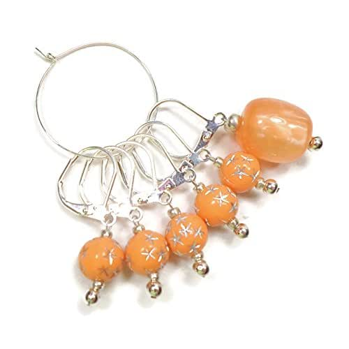 Amazon Com Removable Locking Stitch Markers For Crochet