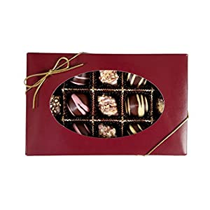 Chocolate Gift Box, Finest Gourmet Assorted Chocolates, Great Happy Birtday, Appreciation or Corporate Gift