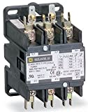 SCHNEIDER ELECTRIC 8910DPA33V14Y244 Contactor 600-Vac 30-Amp Dpa Plus Options Electrical Box