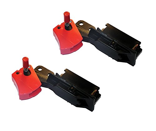 Porter Cable 360/361/363 Sander Replacement (2 Pack) Switch # A22819-2pk