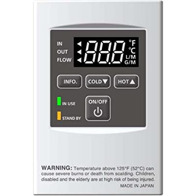 Takagi Remote Temperature Controller - 9008172005