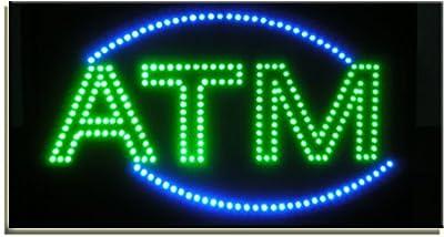 Large ATM L.E.D. Sign