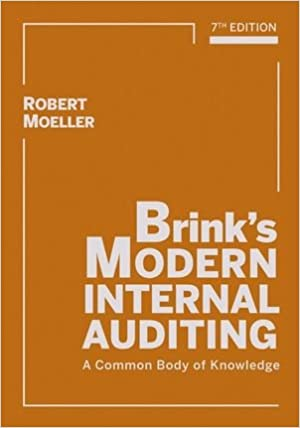 Brink's Modern Internal Auditing: A Common Body of Knowledge: Robert