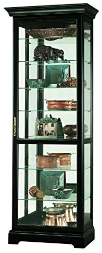 Howard Miller Chesterfield III Curio/Display Cabinet