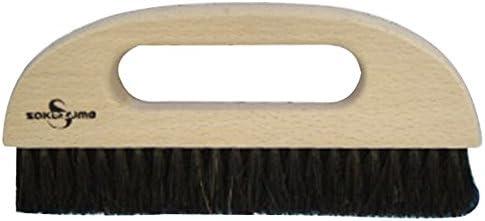 坂爪製作所 kaisel 仕上用撫ぜ刷毛 10mm巾 210mm ※取寄品 7002
