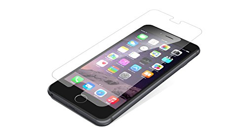 ZAGG InvisibleShield HDX Case Friendly Screen Protector - HD Clarity + Extreme Shatter Protection for Apple iPhone 6 Plus / iPhone 6S Plus (Zagg Zagg Invisibleshield)
