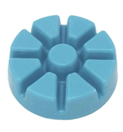 PartyLite Flameless Wickless CandleTart Scent Melts for Electric Warmers (Indian Blue Lotus & Ginger)