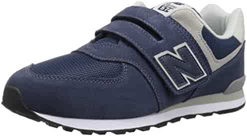 New Balance Kids' 574v1 Essentials Hook and Loop Sneaker