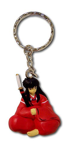 - Great Eastern Entertainment Inuyasha 3D Human Form Keychain