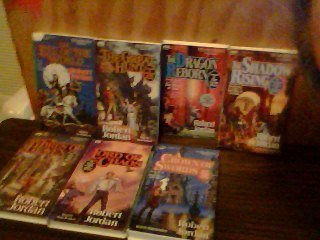 Time Hardback - The Wheel of Time: Complete Set of 14