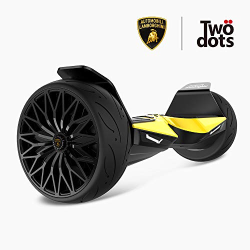 Twodots Lamborghini Hoverboard (Yellow)
