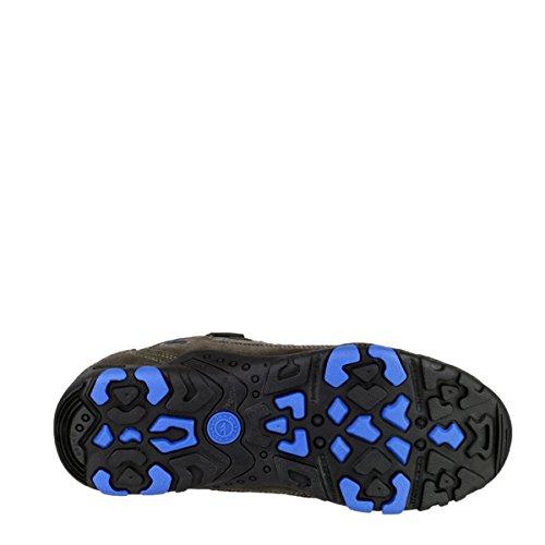 Hi-Tec Penrith Low Waterproof, Zapatillas de Senderismo para Hombre Negro