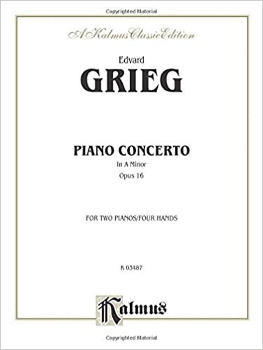 Three Pieces From Opus 17 Score Orchestra Sheet Music Book Professional Sale Edvard Grieg Strings Musical Instruments & Gear