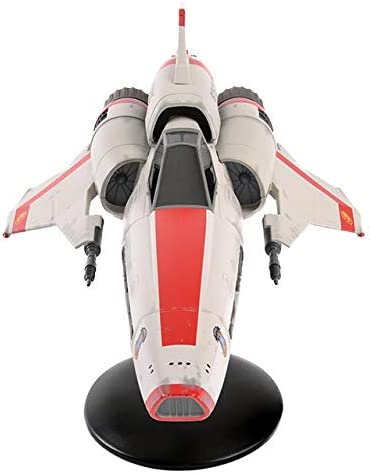 Battlestar Galactica Viper Mark II Ship Model with Magazine #1 by Eaglemoss 2018
