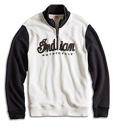 Vintage Indian Motorcycle Sweater - 3