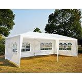 Outsunny 01-0265 Party Gazebo Tent, 10'x 20'