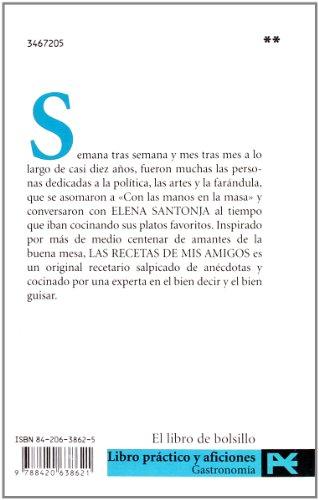 Las recetas de mis amigos (El libro de bolsillo – Varios) (Spanish Edition)