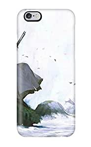 Defender Case With Nice Appearance (samurai With Katana) For Iphone 6 Plus