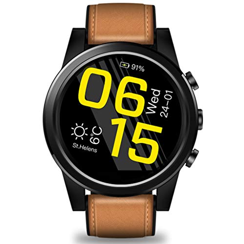 (Most Comfortable Smartwatch,Compatible with iOS and Android,1+16gb Memory, 4g Entertainment Call )