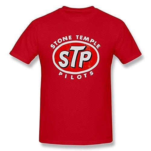 fulen-mens-stone-temple-pilots-stp-logo-o-neck-t-shirts-red-l