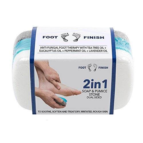 Foot Finish Scrubber Antifungal Irritated product image