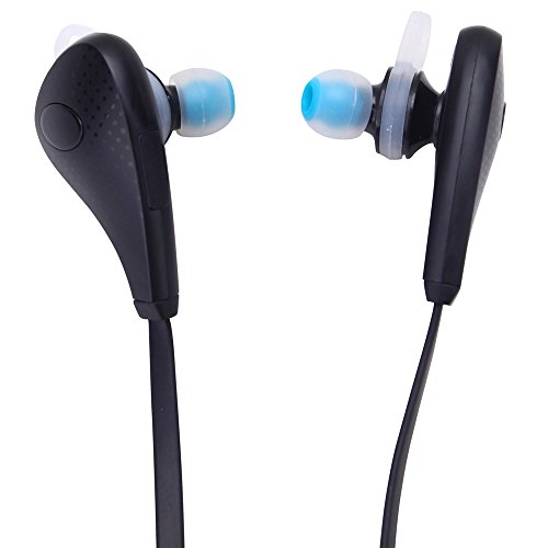 Bekhic Sport Bluetooth 4.1 Headphones With Mic (Black)